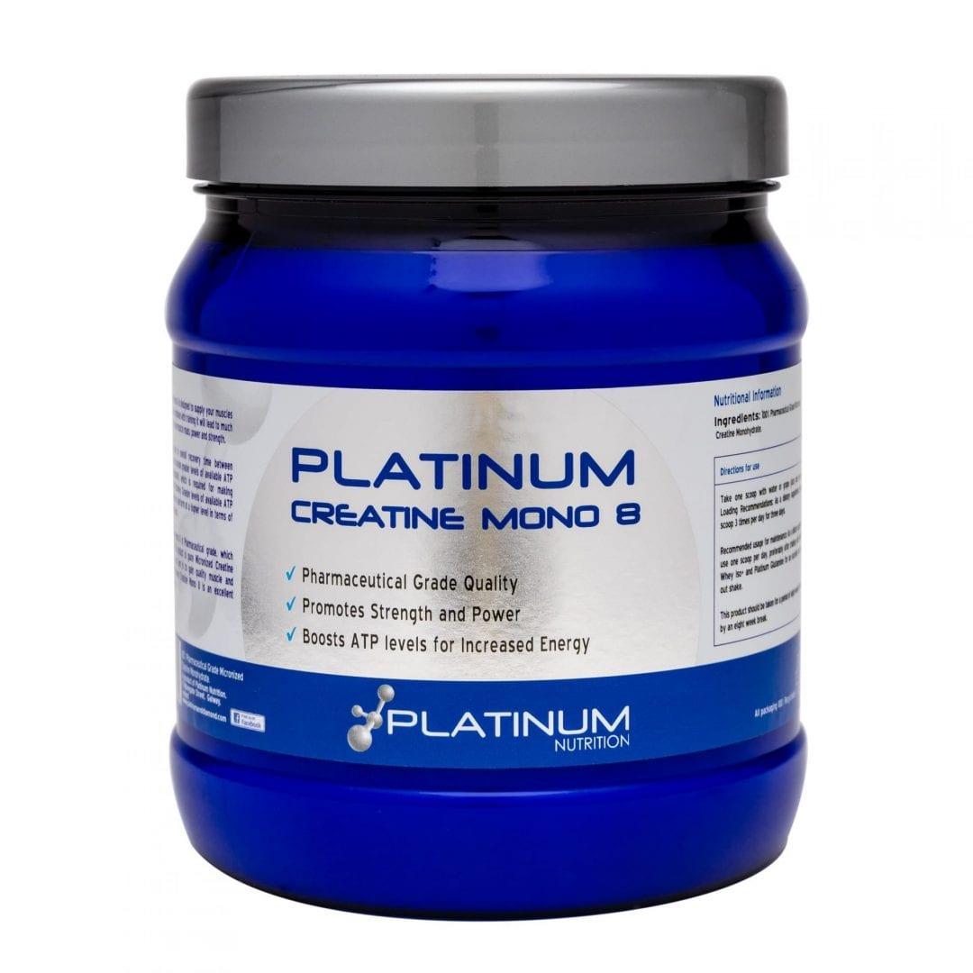 Platinum Nutrition – Creatine Mono 8 (500g)