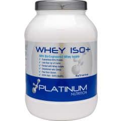 Platinum Nutrition – Whey ISO + – 2.27kg