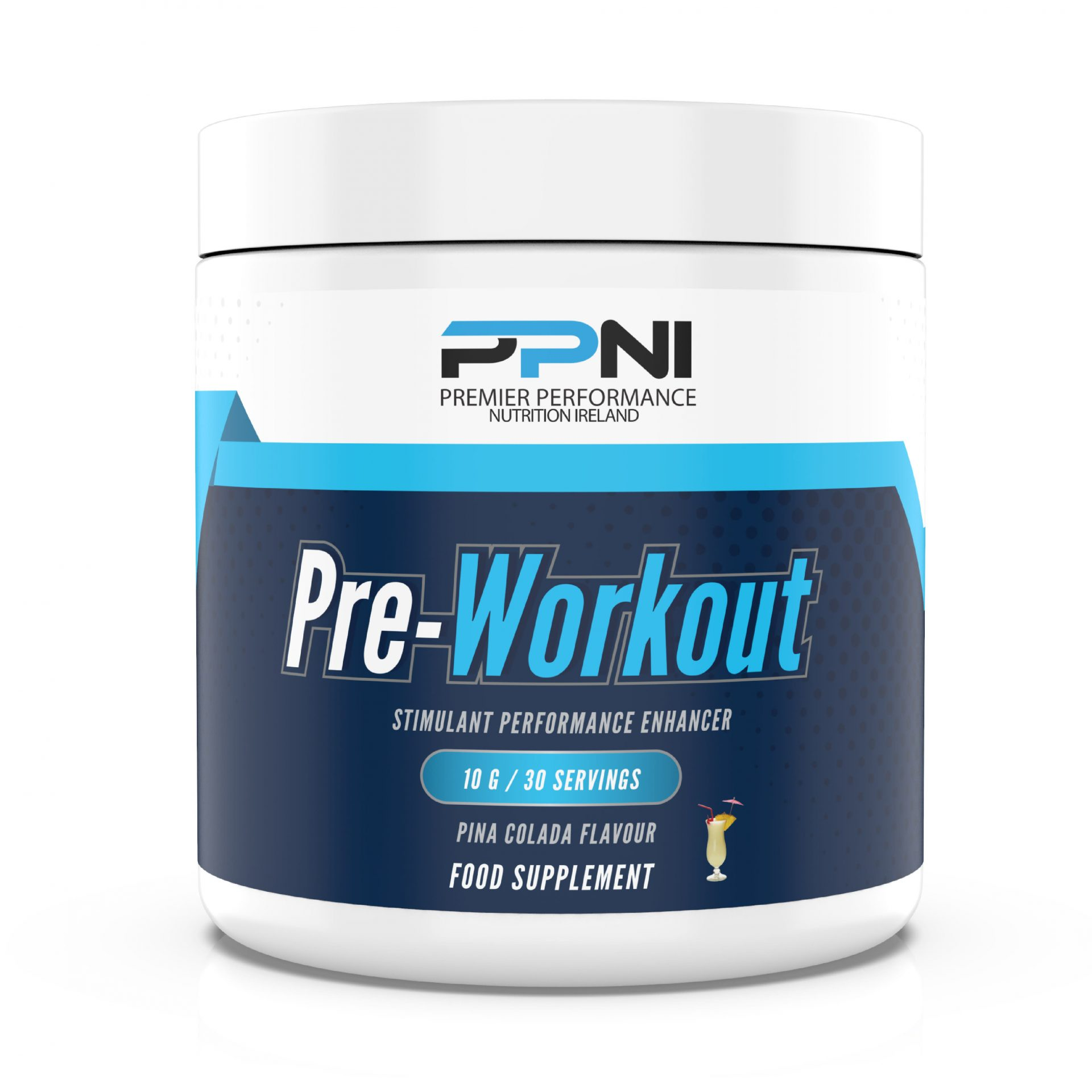 PPNI – Pre-Workout 300g  (30 servings)